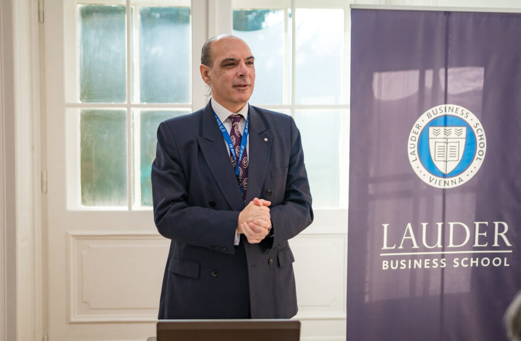 Dr. Pablo Collazzo-Yelpo-siam university-MBA meeting