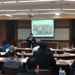 รศ.ดร.จอมพงศ์ มงคลวนิช คณบดีบัณฑิตวิทยาลัย สาขาบริหารธุรกิจ