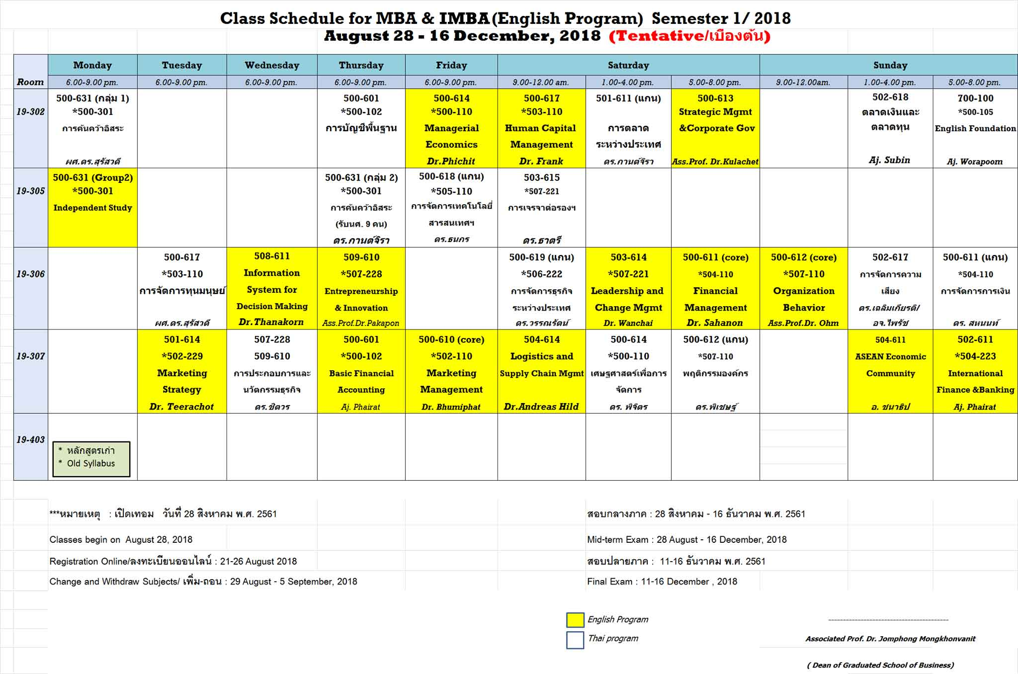 Class-schedule-for-MBA-IMBA-presemester-28Aug-16Dec-2018
