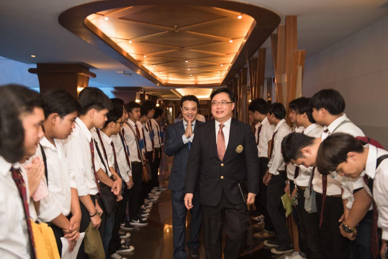 """ปริญญ์ พานิชภักดิ์-เศรษฐกิจไทยยุคดิจิตอล """"ทางเลือก ทางรอด และโอกาส"""