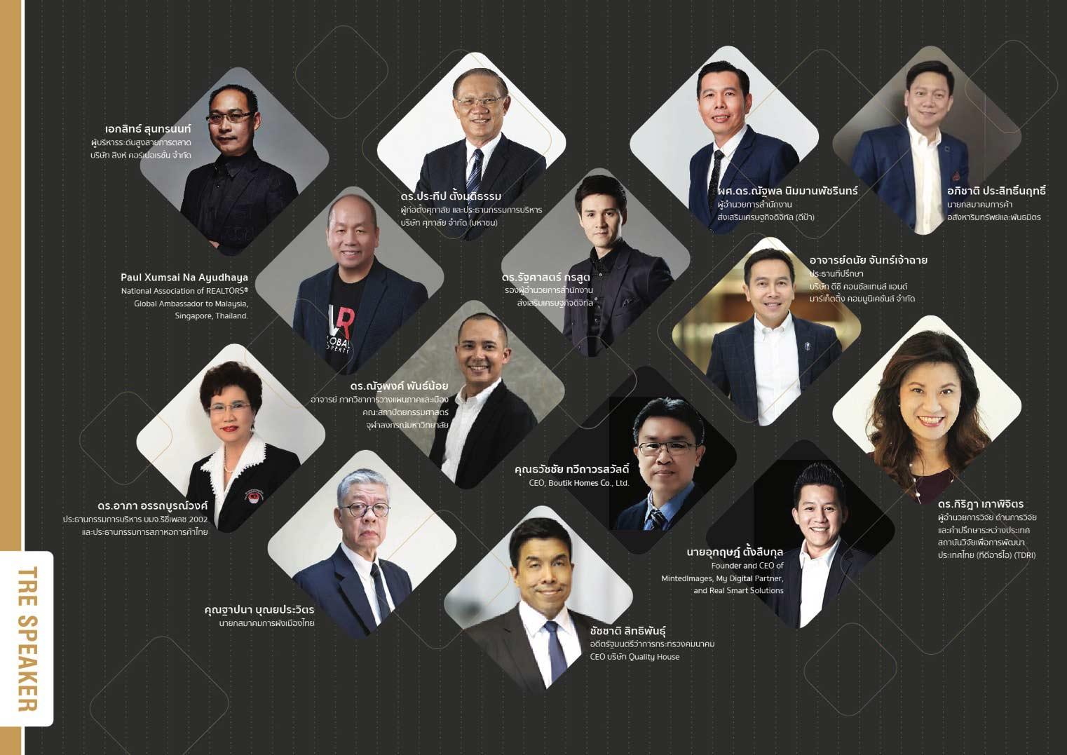 TRE-Speaker-MBA-Siam University