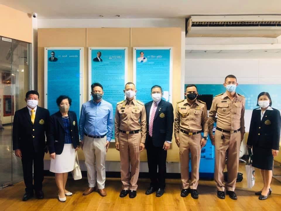 MBA ทหารเรือ ดร.จอมพงศ์ ข้อตกลง MOU