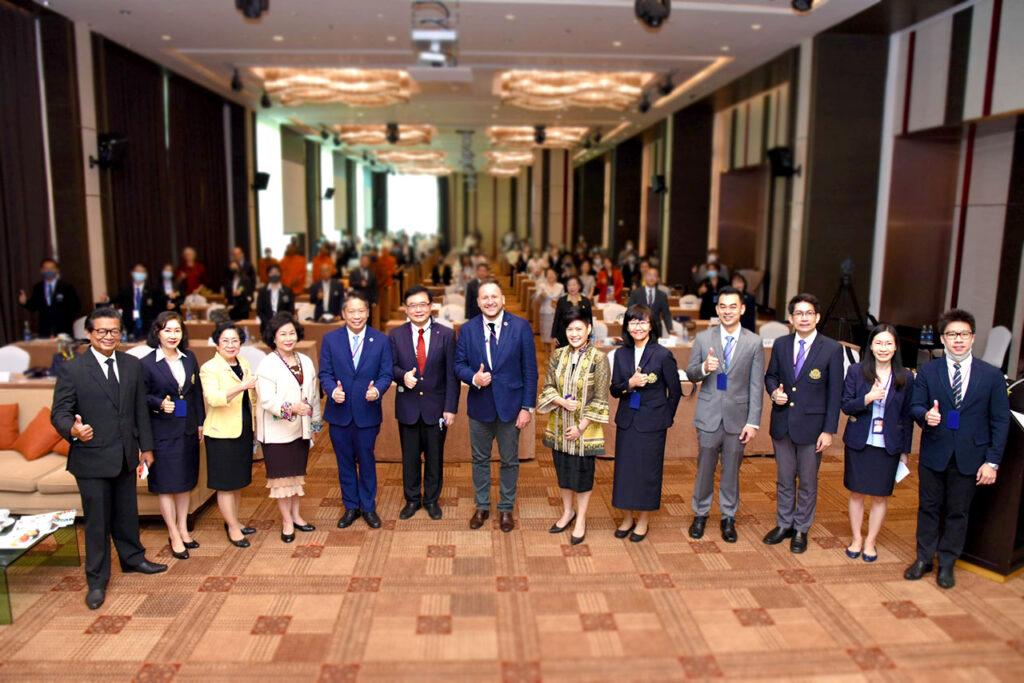 งานประชุมวิชาการระดับชาติและระดับนานาชาติ