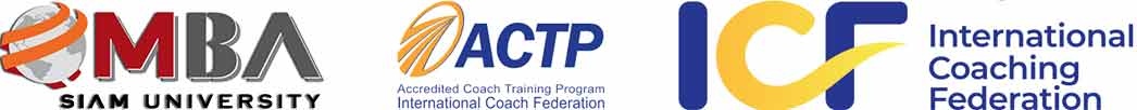 International Coaching Federation (ICF) ในระดับ Accredited Coach Training Program (ACTP)