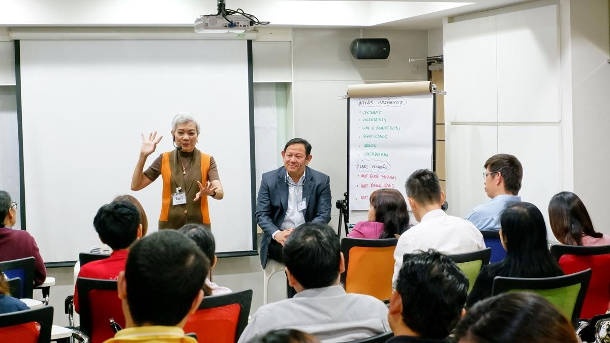 หลักสูตร MBA การโค้ชเพื่อพัฒนาธุรกิจ