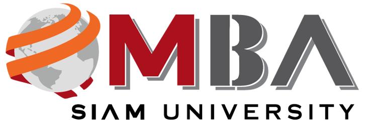 MBA Siam University logo